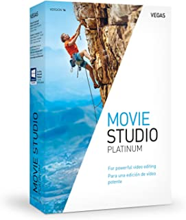 VEGAS Movie Studio 14 Platinum - Perfect support for creative video editing