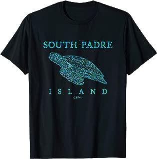JCombs: South Padre Island, TX, Gliding Sea Turtle T-Shirt