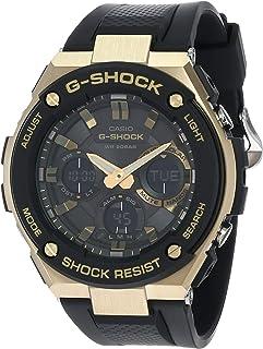 Casio Watch For Men Analog Digital Resin Band Gst S100G 1Adr, Quartz