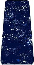 Galaxy Space antislip yogamat - milieuvriendelijke TPE dikke fitnessoefenmatten ideaal voor pilates, yoga en vele andere t...