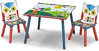 Delta Children Cuentos Del Bosque Unisex Table and Chair Set