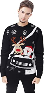 extra large mens christmas jumpers