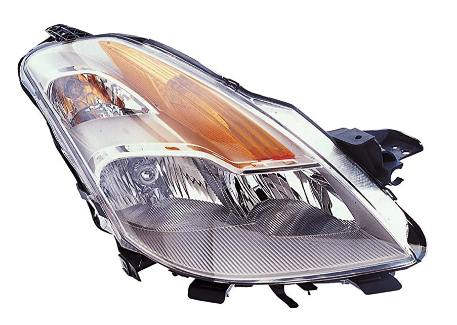 Depo 315-1171R-AC6 Nissan Datsun Altima Passenger Side Headlamp Composite Assembly