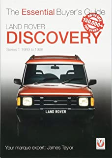 Land Rover Discovery Series 1 1989 to 1998: Essential Buyer&
