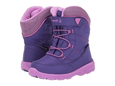 Kamik Kids Stance (Little Kid/Big Kid) (Purple) Girls Shoes