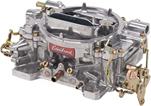 Edelbrock 9905 Performer 600 CFM Manual Choke Remanufactured Carburetor