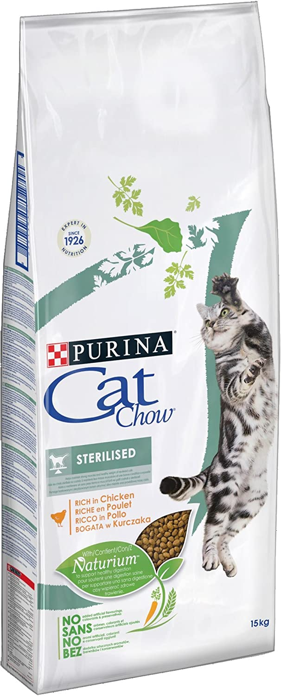 Purina Cat Chow Esterilizado Gato Adulto Pollo 15 Kg