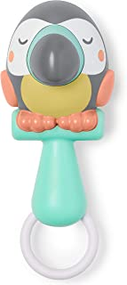Skip Hop Baby Shaker Musical Maraca & Rattle Toy, Tropical Paradise Toucan