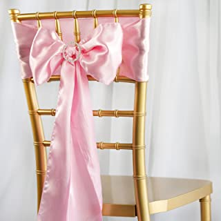 Best chair sash pink Reviews