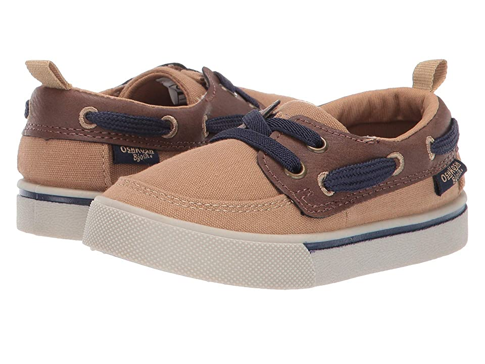 OshKosh Albie3-B (Toddler/Little Kid) (Light Brown) Boys Shoes