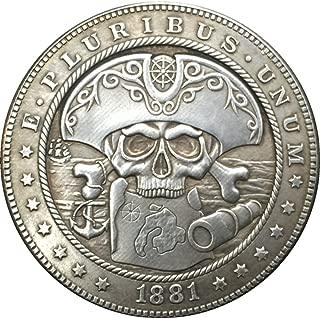 Best skull silver dollar Reviews