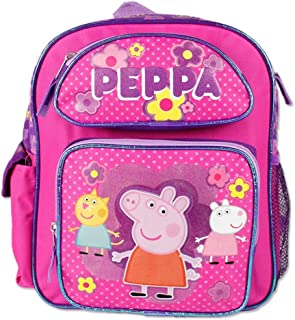 peppa pig backpack for toddler