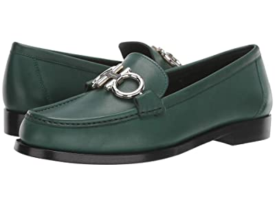 Salvatore Ferragamo Rolo Loafer (Pine Leather) Women
