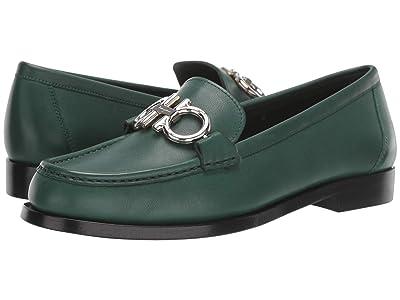 Salvatore Ferragamo Rolo Loafer (Pine Leather) Women