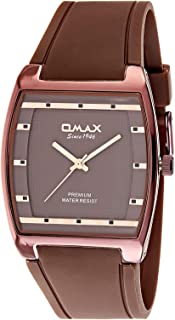 Omax Casual Watch For Men Analog Silicone - D006F551