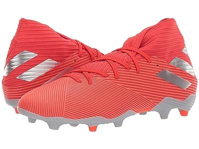 adidas Nemeziz 19.3 FG (Active Red/Silver Metallic/Solar Red) Men
