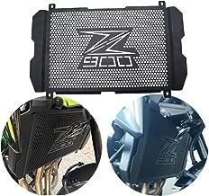 WOVELOT Cubierta Protectora del Protector de la Parrilla del Radiador de la Motocicleta para Kawasaki Z900Rs Z900 2017-2018
