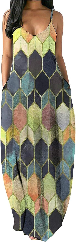 Aritone Womens Plus Size Casual Fashion Summer Camisole Stripe V