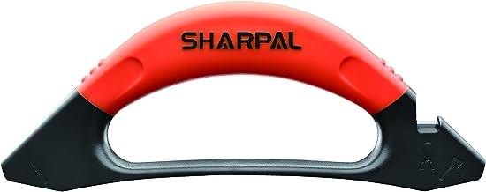 Sharpal 112N 3-In-1 Knife, Axe hatchet machete & Scissors Garden Tool Sharpener