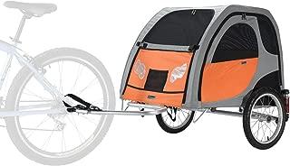 petego comfort wagon dog bike trailer