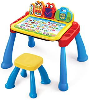 VTech Touch and Learn Activity Desk Deluxe (Frustration...
