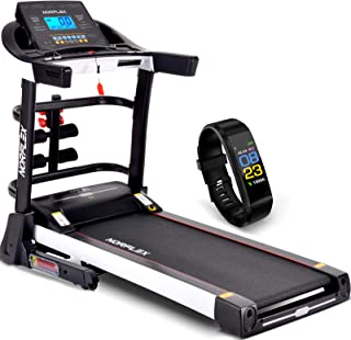 New NORFLEX Electric Treadmill Auto Incline Home Gym Exercise Machine Fitness