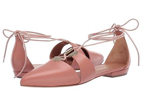 Emporio Armani Ankle Tie Flat