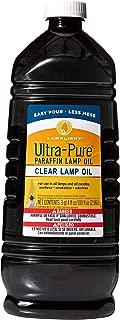 LAMPLIGHT FARMS 60001 100OZ ULTR Pure Lamp Oil, 100-Ounce, Clear
