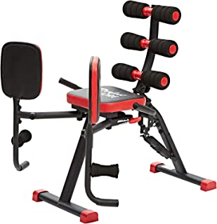 comprar comparacion Body Sculpture Banco Fitness Core con DVD - BSB-227BRRW-R