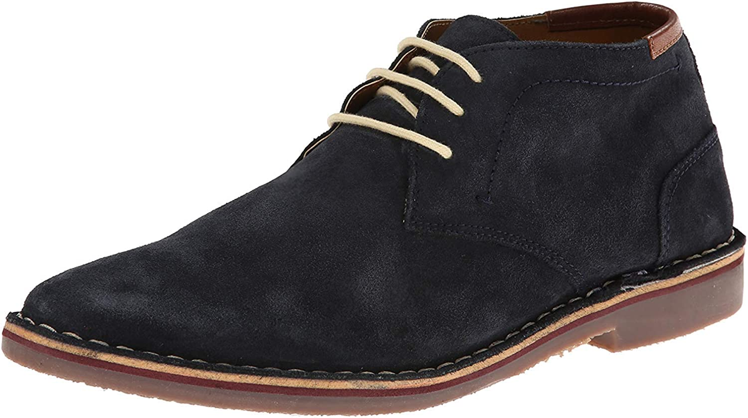 Kenneth Cole Reaction Mens Passage Open Toe Ankle Fashion Boots