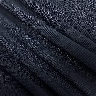 Best navy mesh fabric Reviews