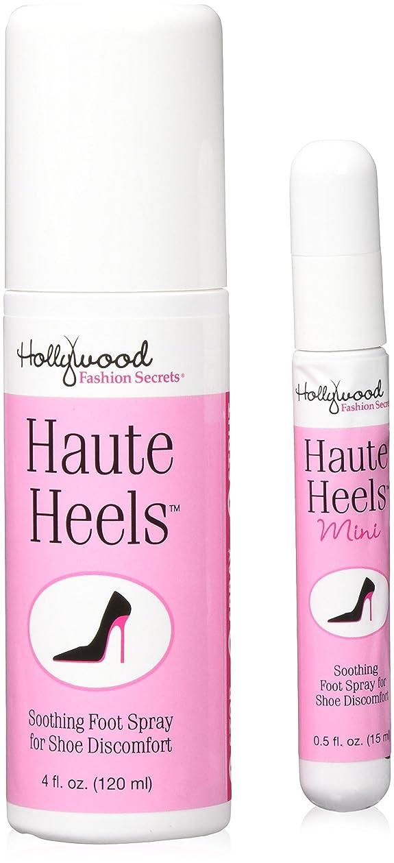 ピットつかの間抜本的なHOLLYWOOD FASHION SECRETS Haute Heels Value Pack (並行輸入品)
