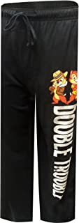 Disney Men's Chip and Dale Double Trouble Loungepant