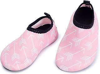 Zapatillas de agua para bebé, ligeras, para verano, zapatos de natación