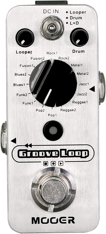 Mooer Mlp2 Drum Machine Y Looper