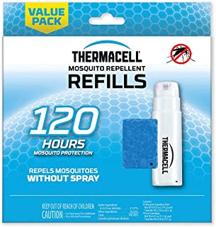 Thermacell Mosquito Repellent Refills; Compatible with...