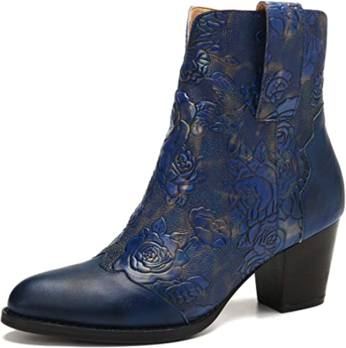 Boots /& jambes 10-loch Bottes and rangers violet noir