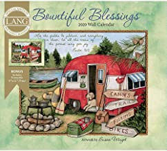 2020 Bountiful Blessings Special Edition Wall Calendar, by Lang Companies