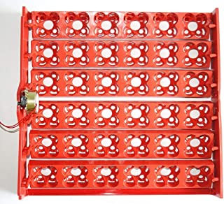 Automatic 144 Eggs Quail Turner Tray for Incubator with 110 Volt PCB Motor New!