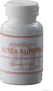 Tongkatali.org's Butea Superba Extract, 50 grams (1.76 oz)