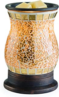 gold scentsy warmer