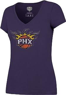 OTS Adult NBA Women's Rival V-Neck Tee