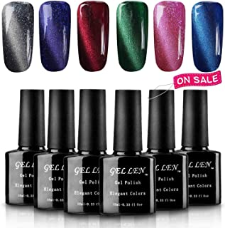 gellen cat eye nail polish
