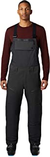 Mountain Hardwear FireFall Bib Pant Men's Insulated Bib Overalls for Skiing and Outdoor Recreation