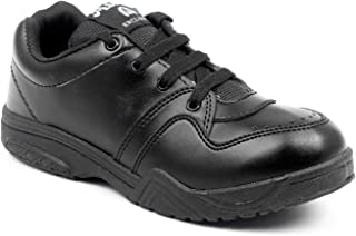 Asian shoes Monitor(L) Black Kids Shoes