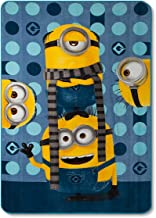 Kids Warehouse Despicable Me 3 Minions Yellow & Blue Bed Blanket - 62