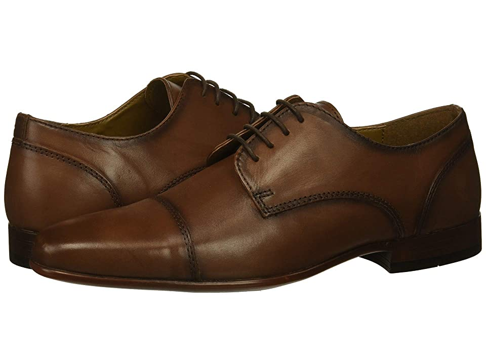 Kenneth Cole Reaction Brave Lace-Up B (Brown) Men