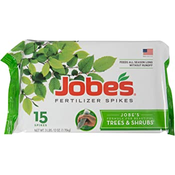 Jobe's 01660 1610 0 Tree Fertilizer Spikes 16-4-4, 15