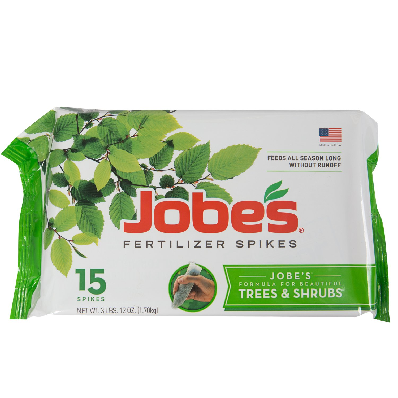 Jobe's Tree Fertilizer Spikes