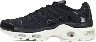 Nike Air Max Plus Breathe TN1 Tuned Men's Sneaker (7 D(M) US) Black/Black/White